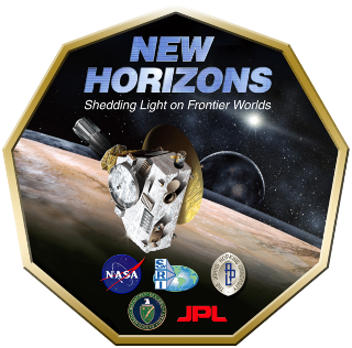 Logo mission New Horizons